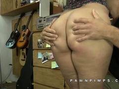 Nina Kayy giant ass sold to pawn shop