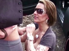 A couple of Actual Homemade SexTapes of German Huge Tit Soccer mom