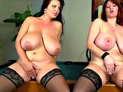 Big Natural Tits Vanessa - Game On For The Busty Goddesses