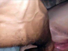 BBW Squirts - Fingered By a her Black BF