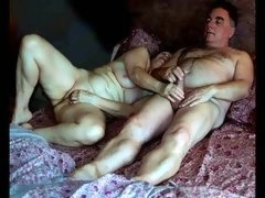 Grown-up Exhibitionist Couple having sex