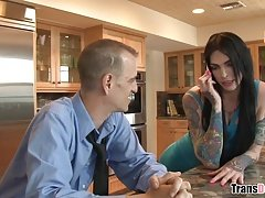 Chad Diamond and Chelsea Marie Fuck Each Other