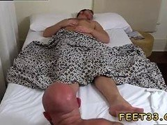 Boy leg hairy gay first time Drake Gets Off On Sleeping Connors Feet