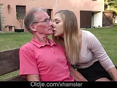 Anaal, Grote lul, Blond, Sperma in mond, Hd