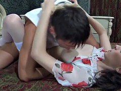 STP5 Super Sexy Mom Loves A Fuck From Son !