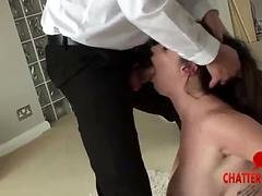 Anal Fucked Squirting Rough Sex Busty Bitch
