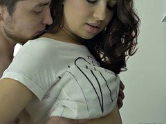 Arousing couples get into it hard and fast