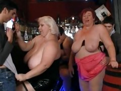 Bbw start dirty party