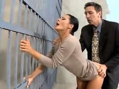 Prisoner's Wife  have an intercourse