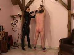 Madam Katarina - caning session