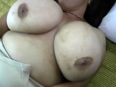 Margert from DATES25.COM - Mature latin mom with natural huge boobs