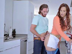 Syren De Mer does everything for her new stepsons
