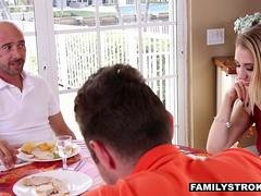 FamilyStrokes - Fucked My Boyfriends Dad On Thanksgiving