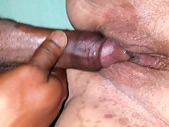 Fuck her until she squirts...