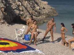 Vignettes on a Nude Beach 8