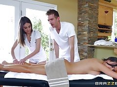Brazzers - Nikki Riley - Dirty Masseur