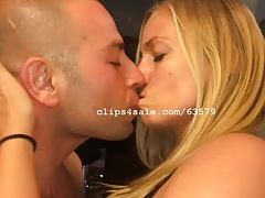 S and Diana Kissing Part3 Video3