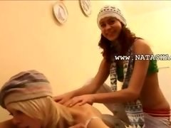 18 full years old russian kittens fingering and besides teasing nude