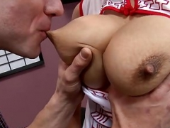Brazzers - Melons In Uniform -  I Feel Like OrienTAIL Toni