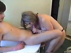 Stud Seduces Friend's Mom