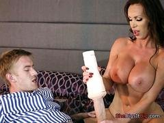 Hot Chick Nikki Benz Gets Plowed And Creamed