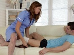 Nurse healed young boy making him break sexual tension off