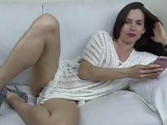 Lelu Love-POV Long Nails Cheating Handjob Ejaculation
