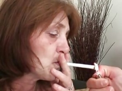 He makes love old mother-in-law and additionally gets busted