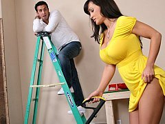 Step mothers get screwed by their new sons