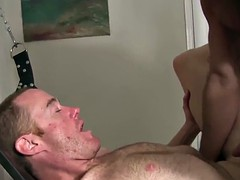 chad brock features a deep face fucking and fucking hard raw