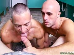 Hairy military men movies gay Good Anal Training