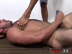 High school boys feet tickling and gay emo Johnny Hazzard Stomps Ricky Larkin