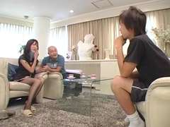 Fresh Japanese Mom-in-law two