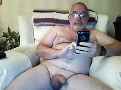 Naked British Daddy