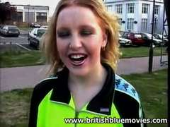 Donna Williams - British Amateur D/s - Big Willy Omar