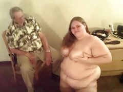 Real bbw farting and furthermore pissing