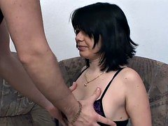Shy Step daughter Pleases Daddy