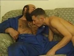 Daddy Bear have an intercourse boy