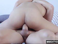 Latin gay anal sex with cum eating