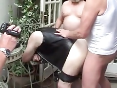 3-some party (filmed)