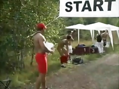 Marathon Cockfucker pt.1 - Topped the Coach