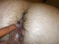 hairy asshole fucker