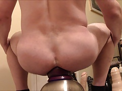ANAL DESTRUCTION - NEW TOYS (EVEN BIGGER)