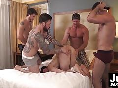 Gangbang HD Sex Videos