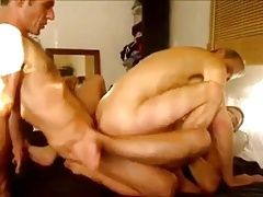 French Group Double Fuck