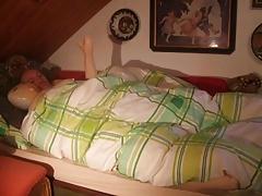 Im Bett mit... USCHI - (in den Mund gewixt)