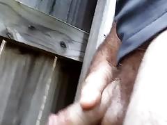 Flashing the neighbor.