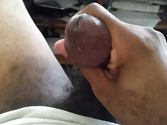 Me Edging a little to much & cumming 12.02.16