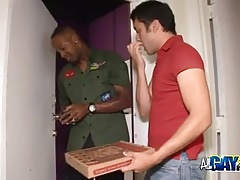 Pizza Delivery Blowjobs