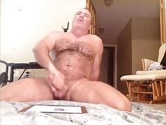sexy bear gets verbal